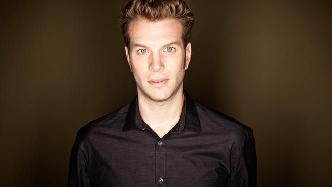 Comedian Anthony Jeselnik, who performs stand-up through Saturday, May 13, 2017, at Off The Hook Comedy Club in North Naples.