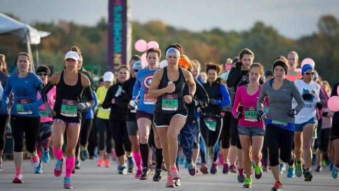 Bellin Women's Half Marathon 2016