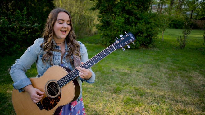 Catch tunes by Camille Peruto at Jessie Creek Winery
