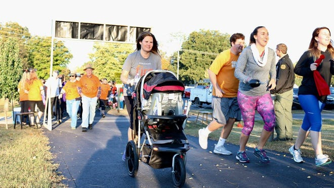 The second-annual Organ Donation Isn't Scary 5K and Fun Run will be held Saturday, Oct. 28 at Richland Park.