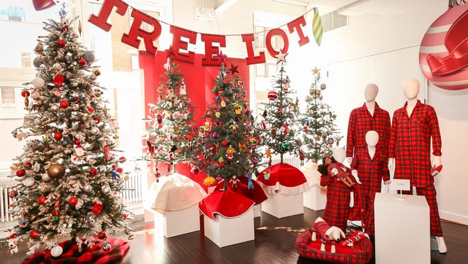 Target will offer free holiday shipping starting Nov. 1, as well as other special features for the season.