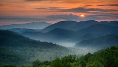 3. Great Smoky Mountains National Park – 11,338,893: