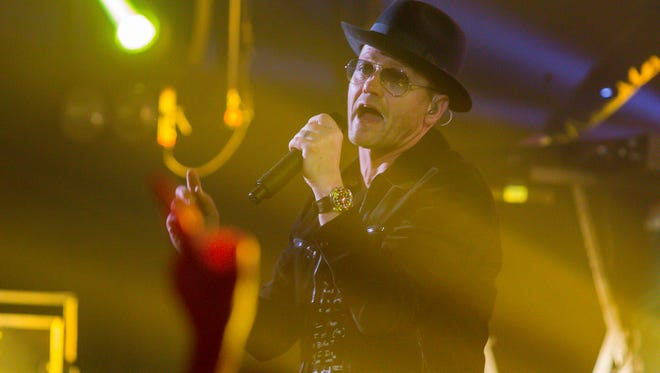 """TobyMac closes out his 2018 """"Hits Deep"""" tour with a sold-out performance in Pensacola, Florida, on March 18.  Now the Grammy Award-winner artist has announced his """"TobyMac & DiverseCity Band: The Theater Tour,"""" which comes to the Rubber City for a Nov. 8 show at the Akron Civic Theatre."""