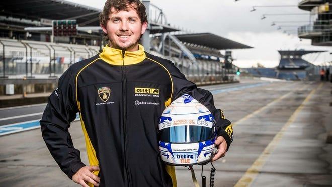 Cape Coral race car driver Dennis Trebing.