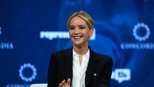 Actor and Board Member of RepresentUs Jennifer Lawrence