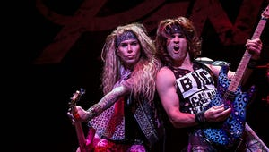 Steel Panther is scheduled to perform at the Marquee Theatre in Tempe on April 1.