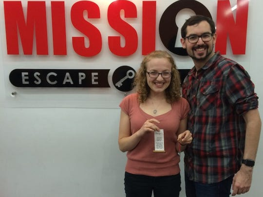 Lisa and David Spira write escape room reviews and