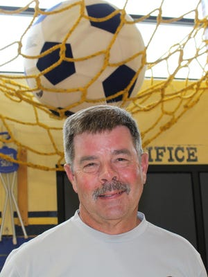 Bob Bukari helped lead Detroit Country Day to a combined 24 state championships in 28 memorable years coaching the boys and girls varsity soccer programs.