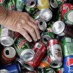 What does the University of Southern Mississippi hope to do with 100,000 pounds of waste?