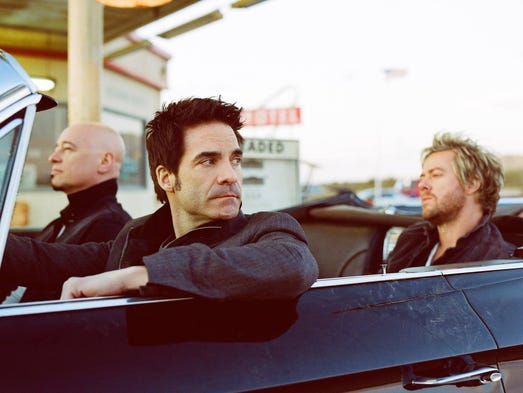 """TRAIN -- These San Francisco mainstream rockers scored a huge hit in 2001 with """"Drops of Jupiter (Tell Me)"""" and returned to the Top 20 two years later with """"Calling All Angels."""" But they're best known now for the amazing comeback drive they staged with six-times-platinum, Grammy-winning, ukulele-driven """"Hey Soul Sister,"""" the biggest download of 2010 at iTunes. Two more singles from that album — """"Marry Me"""" and """"Save Me, Save Francisco"""" — went Top 40, with """"Marry Me"""" earning a platinum certification. And """"Drive By,"""" from their latest album, """"California 37,"""" was a triple-platinum Top 10 smash."""