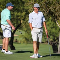 Hudson celebrates 4th SACC title with new partner