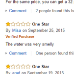 What we can learn from Amazon reviews