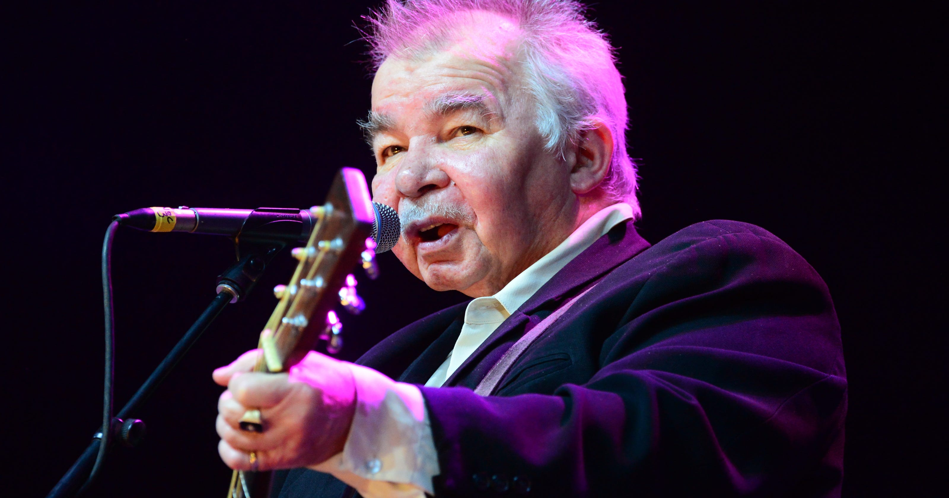 After 2013 cancellation, Prine proves worth the wait