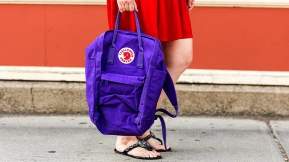 This colorful backpack is one of our favorites of the year.