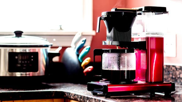 Get that perfect cup of coffee every time with the Moccamaster.