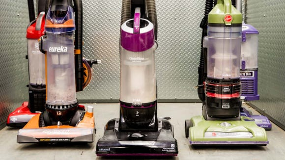 There's no replacement for a standing vacuum.