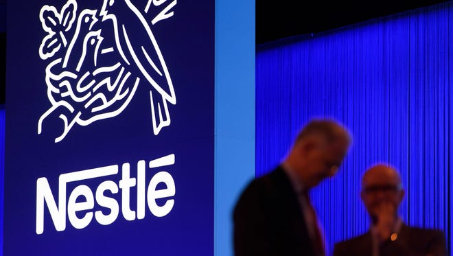 Nestle is considering selling its U.S. candy business.