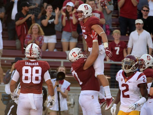 ncaa top 25 football schedule stanford football championships
