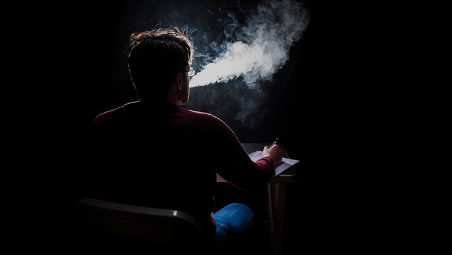 "Smoking electronic cigarettes, or ""vaping,"" is a growing trend among adolescents. Experts say many people first become exposed to drugs like nicotine as adolescents, and substance use can become a lifelong behavior."