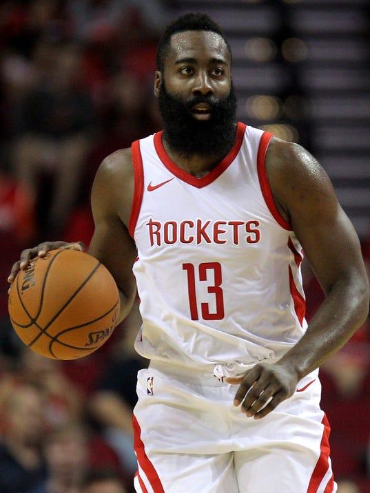 Ex Houston Rockets Coach Kevin Mchale James Harden Not A