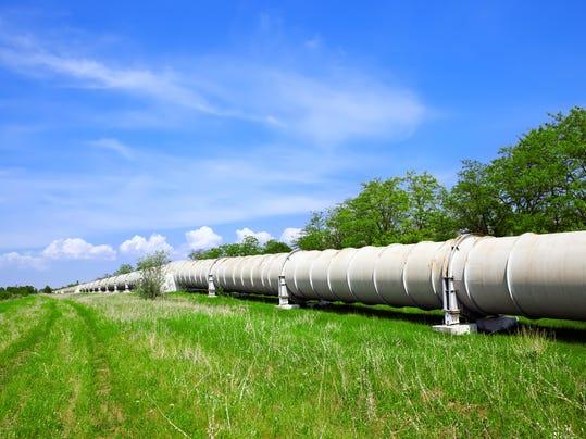 pipeline stock