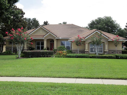 First Florida GReen Home in Clermont