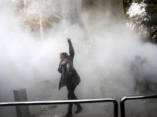 Iran Protests Q&A