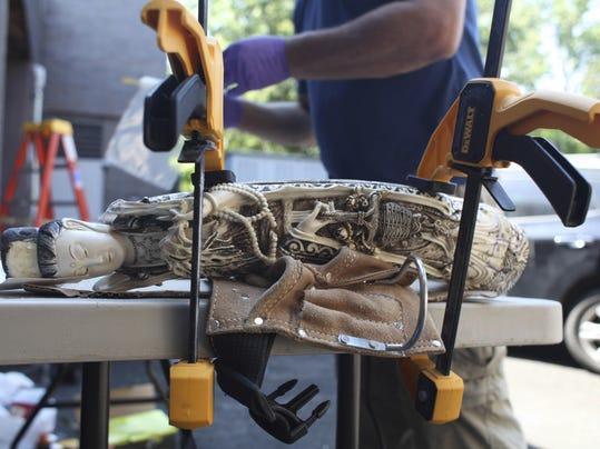 Seized Ivory Testing