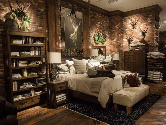 Arhaus Dallas showroom, which opened in November, is shown. The ...