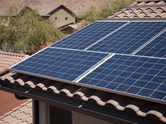 Solar industry Arizona