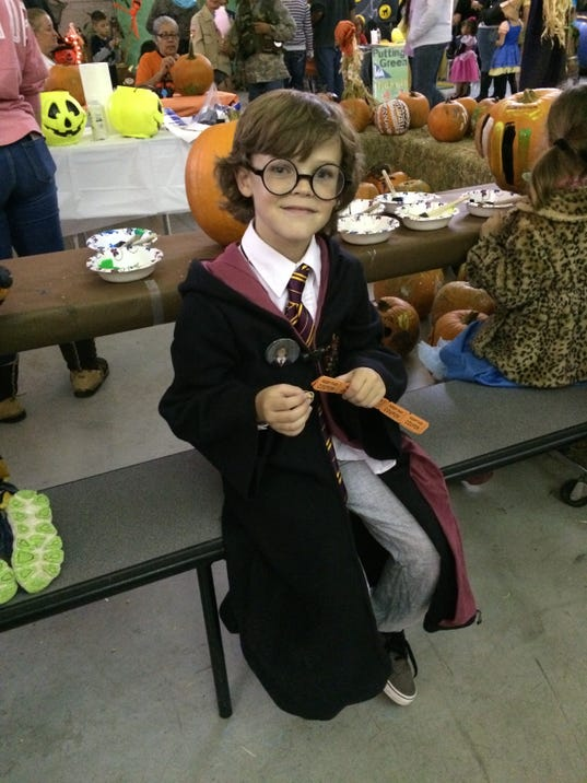 Nob-Hill is Hogwarts for a day