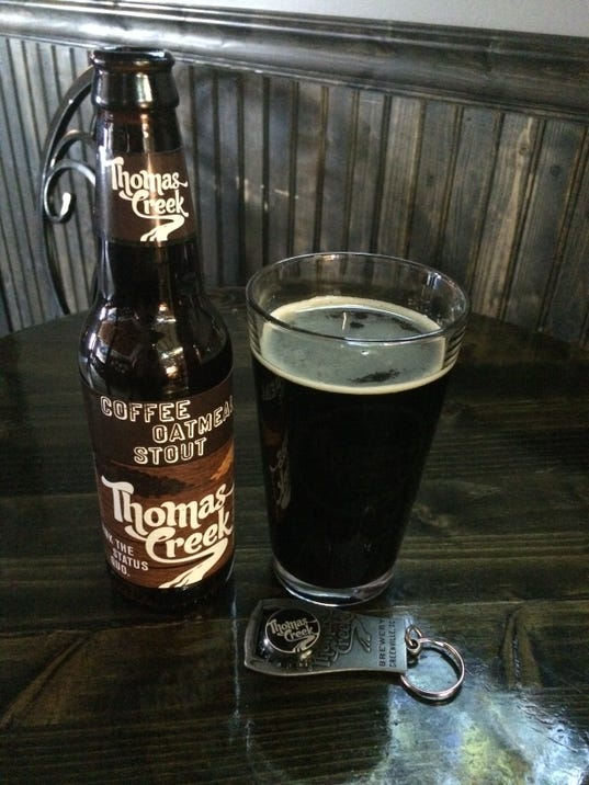 Stout for St/ Patrick's Day