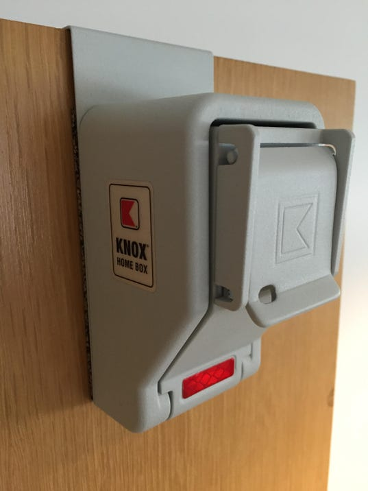 Residential Knox Box