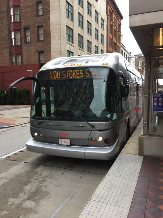 Cleveland rapid transit