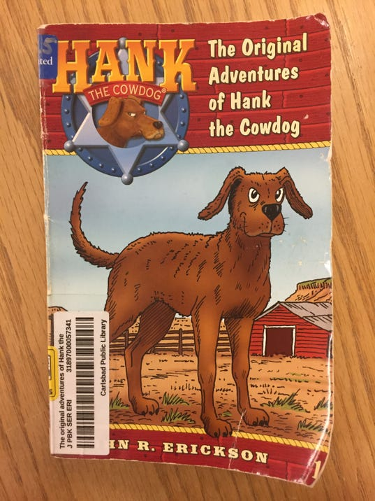 'Hank the Cowdog'