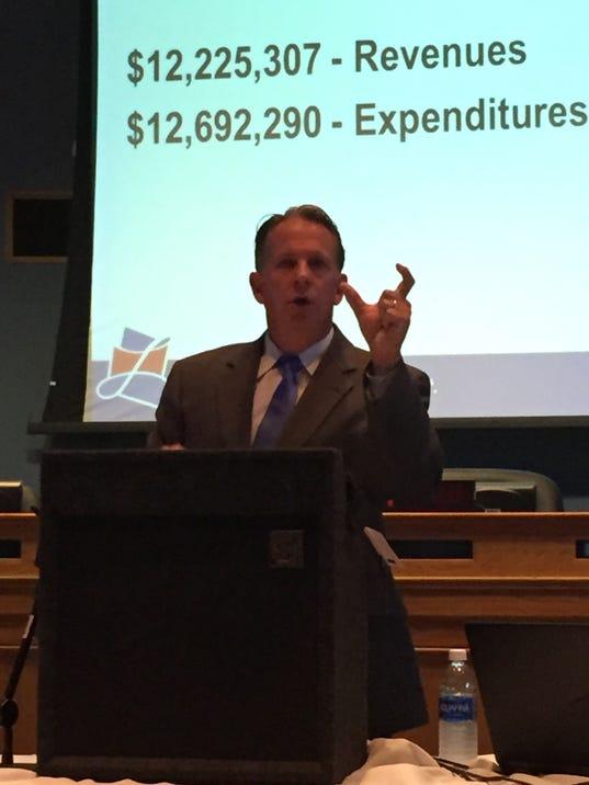Joel Robideaux tax rededication
