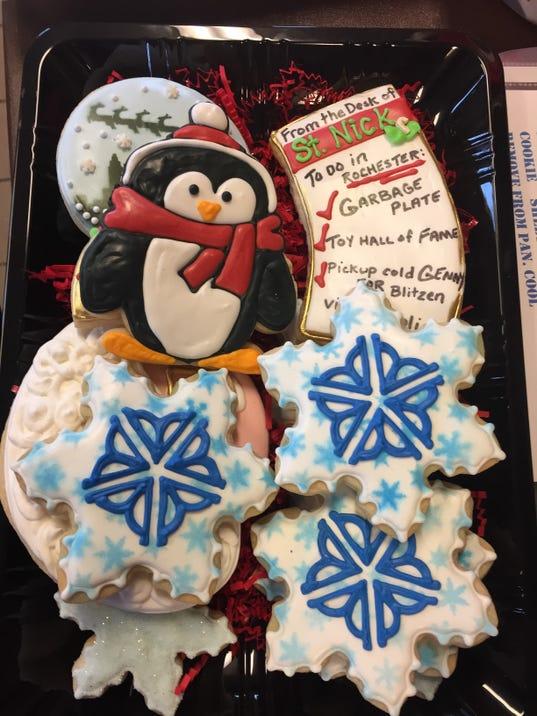 Rochester public market cookie contest