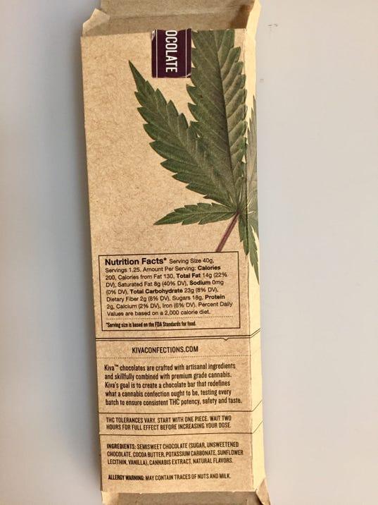 marijuana package