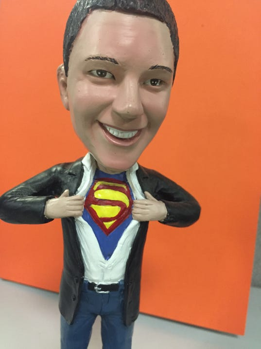 Dan Bova Super Hero