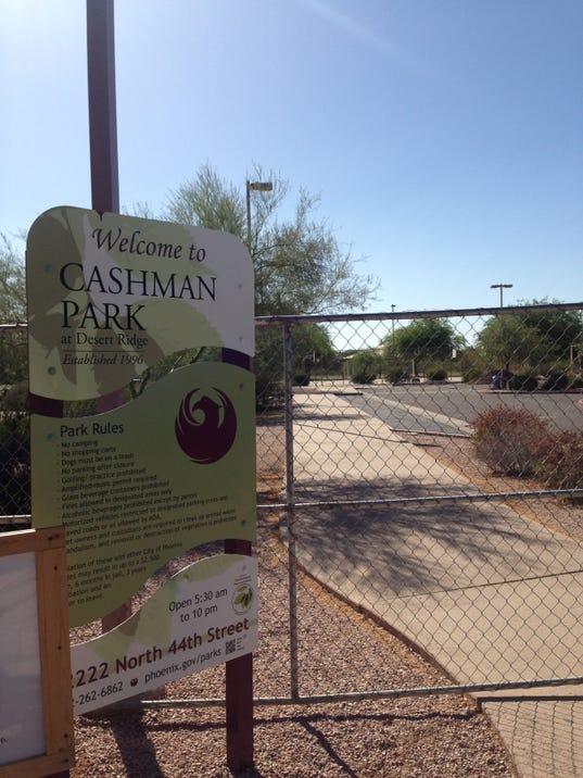 Cashman Park