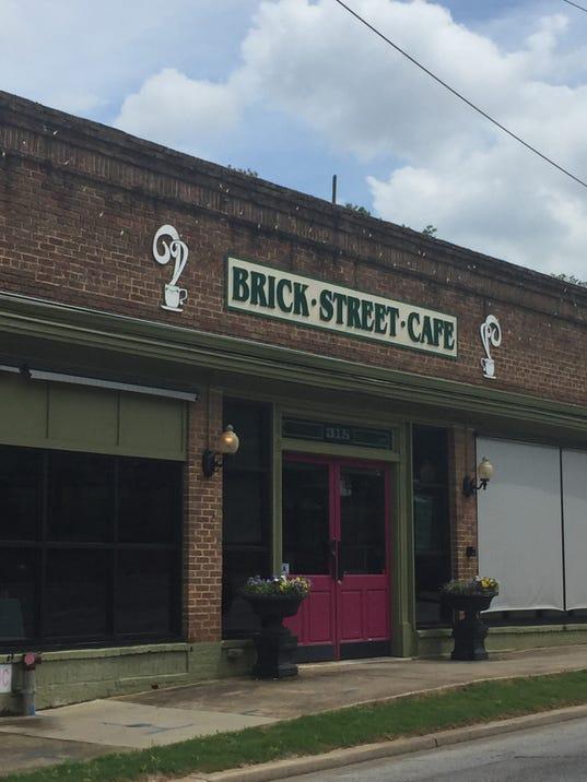 Brick Street Cafe Downtown Greenville Sc