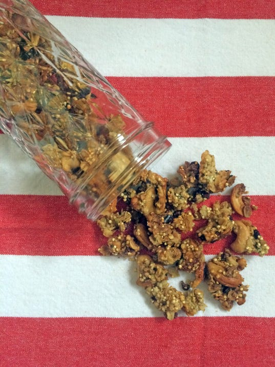 Granola Is Always Best From Your Kitchen