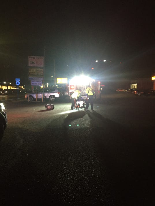 Homeless woman struck on the eve of her birthday for Motor vehicle vineland nj