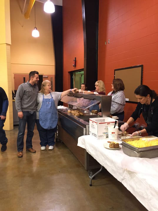Solid Rock Church soup kitchen feeds body, soul of many