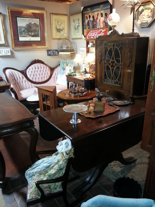 New Antiques Store Opens At Mellwood Art Center
