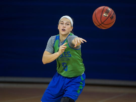 FGCU lost just one returning starter in point guard Jordin Alexander. Sophomore Lisa Zderadicka, a transfer from Houston Baptist, is poised to take her place.