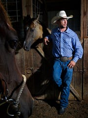 Cody Nance began riding bulls when he was 14 with the help of his uncle and stepfather.