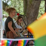 PHOTOS: PensacolaPRIDE Festival proudly flies rainbow flags
