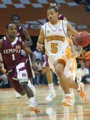 5 – Chris Lofton, Tennessee (2004-08): Lofton was SEC
