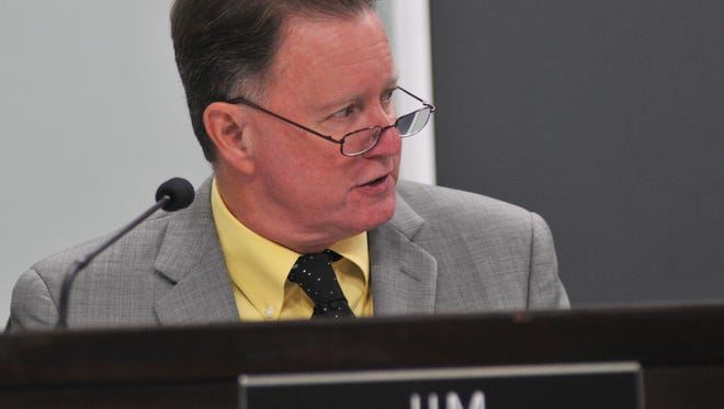 "Brevard County  Commissioner Jim Barfield says the changes he proposed in county contract procurement policies would help assure that it would ""be a pure process, absent from outside political influences."""